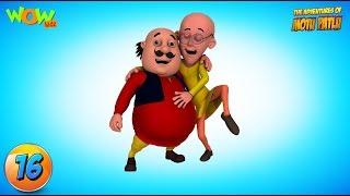 Motu Patlu funny videos collection #16 - As seen on Nickelodeon