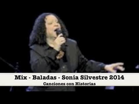 Sonia Silvestre - Mix - Canciones Romanticas