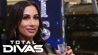 Carmella and Nia Jax toast a successful WrestleMania: Total Divas Bonus Clip, Nov. 19, 2019