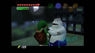 11 - The Spiders and Secret Holes (The Legend of Zelda: Ocarina of Time 100% Casual Play-through)