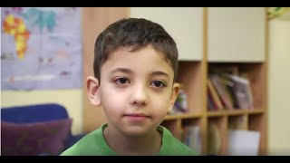 Two boys from Syria and Germany break down barriers with friendship | UNICEF
