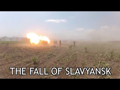Roses Have Thorns (Part 15) The Fall of Slavyansk
