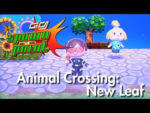 Good Game Spawn Point Review - Animal Crossing: New Leaf - TX: 13/07/2013
