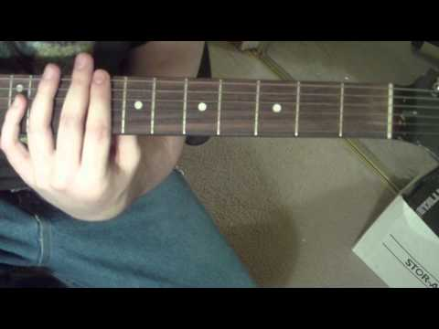 How To Play Unholy Confessions By Avenged Sevenfold Guitar Lesson (w  Tabs!!) video