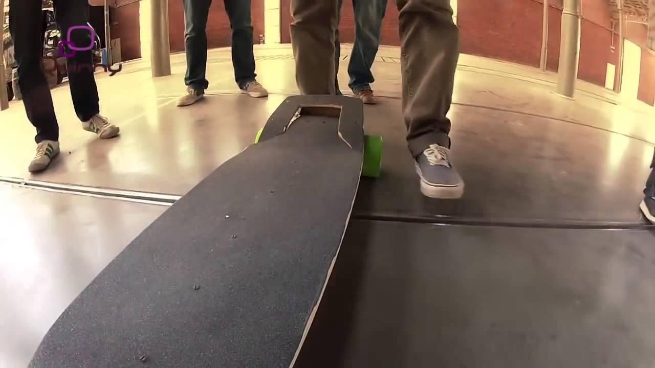 Longboard Stroller Bebê Longboard Stroller