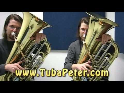 Family Guy Tuba Duet Video