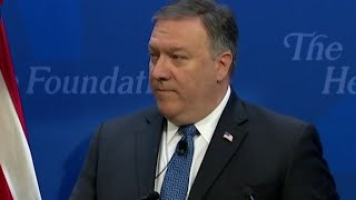 Pompeo: Iran to face