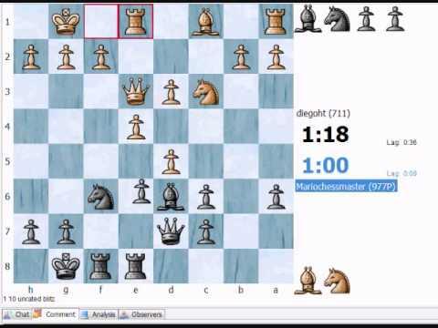 free online chess blitz