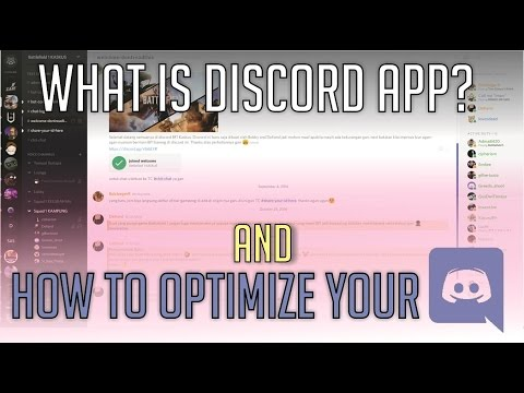 What is Discord & How To Optimize Your Discord App