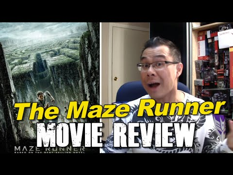 The Maze Runner review by Ragin Ronin