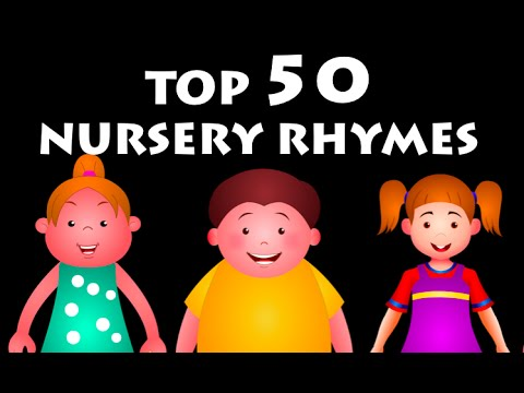 Top 50 Rhymes For Kids | Nursery Rhymes Collection For Children video