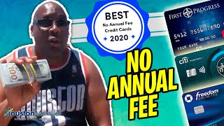 No Fee Credit Cards 2021  5 Best No Annual Fee Credit Cards No Credit Check.
