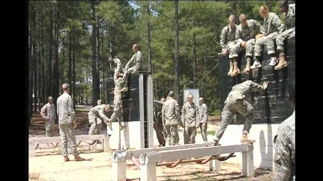 Military Team Building Activities