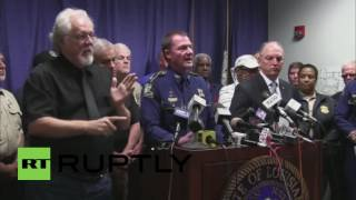 USA: 3 officers dead in Baton Rouge, suspect killed, Louisiana police confirms