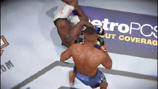 EA SPORTS™ UFC® 3 domination