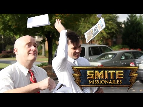 SMITE Missionaries - Spreading the Good Word!