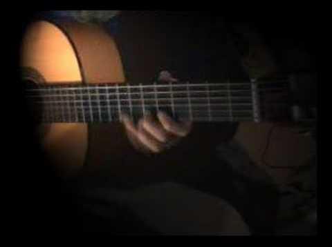 Spain by Chick Corea - Acoustic guitar solo