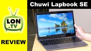 "Chuwi Lapbook SE Review: Fanless 13.3"" IPS 1080p Laptop with N4100 Processor"