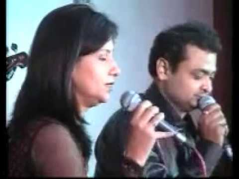 Sanso Ko Sanso Mai Dhalne Do Zara(hum-tum) From Vinod Dusane & Preeti  Rai, Indore - 9893738360 video