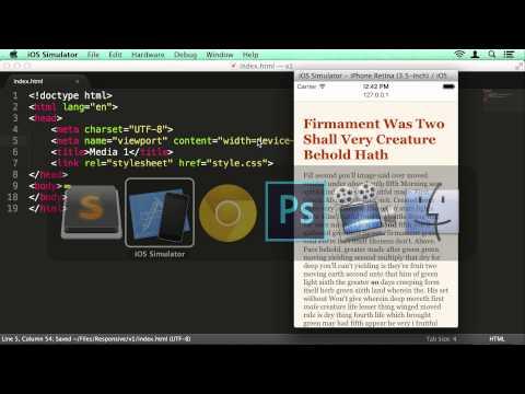 Responsive Web Design: Understanding The Viewport