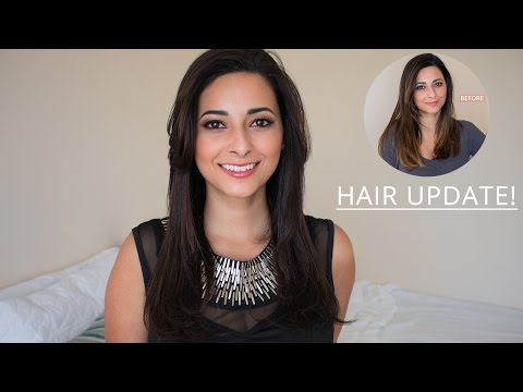 Medium Long Hairstyle: From Ombre to Brown Hair 2014 | Le Beauty Girl
