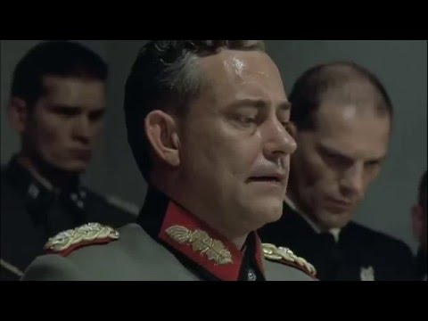 Hitler Reacts To Clemson's Loss To Alabama In The 2016 CFP National Championship