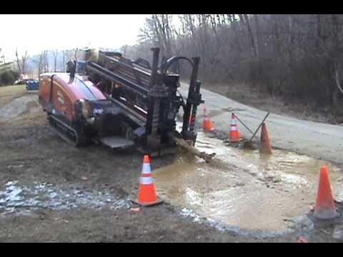 DrillTech, LLC JT3020AT Creek Crossing
