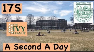 DARTMOUTH COLLEGE - A SECOND A DAY in my spring term | 17S (Class of 2020 - Freshmen Year)