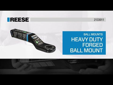 REESE® Class V Trailer Hitch Ball Mount - 2133011