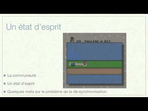 Confrence sur le Tool Assisted Speedrun