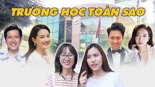 Vlog : Khám phá trường ĐH toàn sao nổi tiếng | Review ĐH Sân Khấu Điện Ảnh
