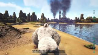 Taming a Megapithecus Admin Codes Ps4 ark survival evolved