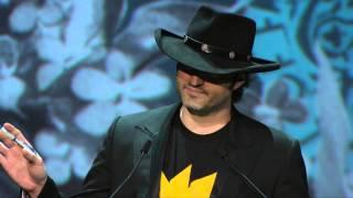 Robert Rodriguez - Presenter Speech
