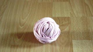 Ako si vyrobiť textilnú priadzu