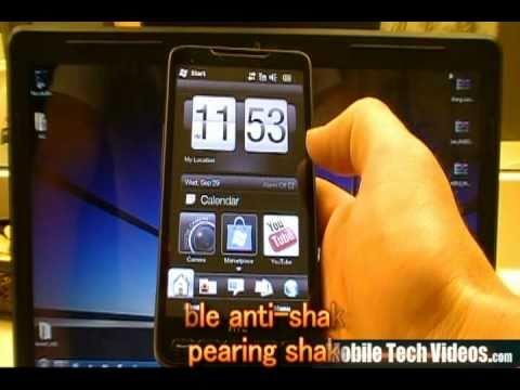 HTC HD2 (How to flash a Custom WINDOWS MOBILE 6.5 ROM)