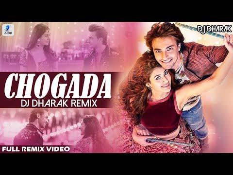 Chogada (Remix) - DJ Dharak | Loveyatri | Aayush Sharma | Warina Hussain | Darshan Raval