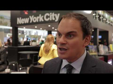 WTM 2016: Christopher Heywood, senior vice president, global communications, NYC & Company