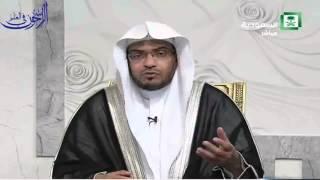 نقل الشائعات وتأثيرها على اللحمة في وطننا - الشيخ صالح المغامسي