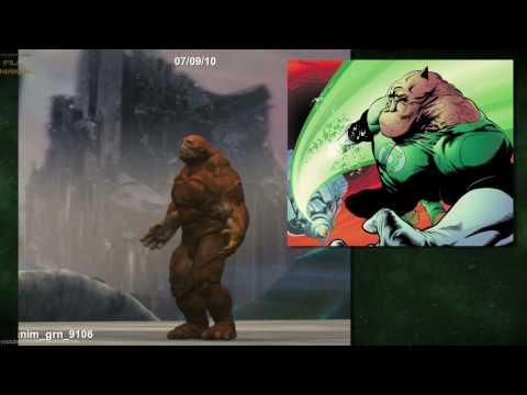 Creating Green Lantern Corps 'Green Lantern' Featurette [+Subtitles] thumbnail