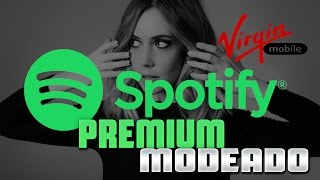 🔴SPOTIFY PREMIUM CON VIRGIN MOBILE📶