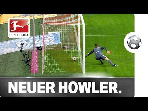 Manuel Neuer Drops a Clanger as Raffael Stuns FC Bayern