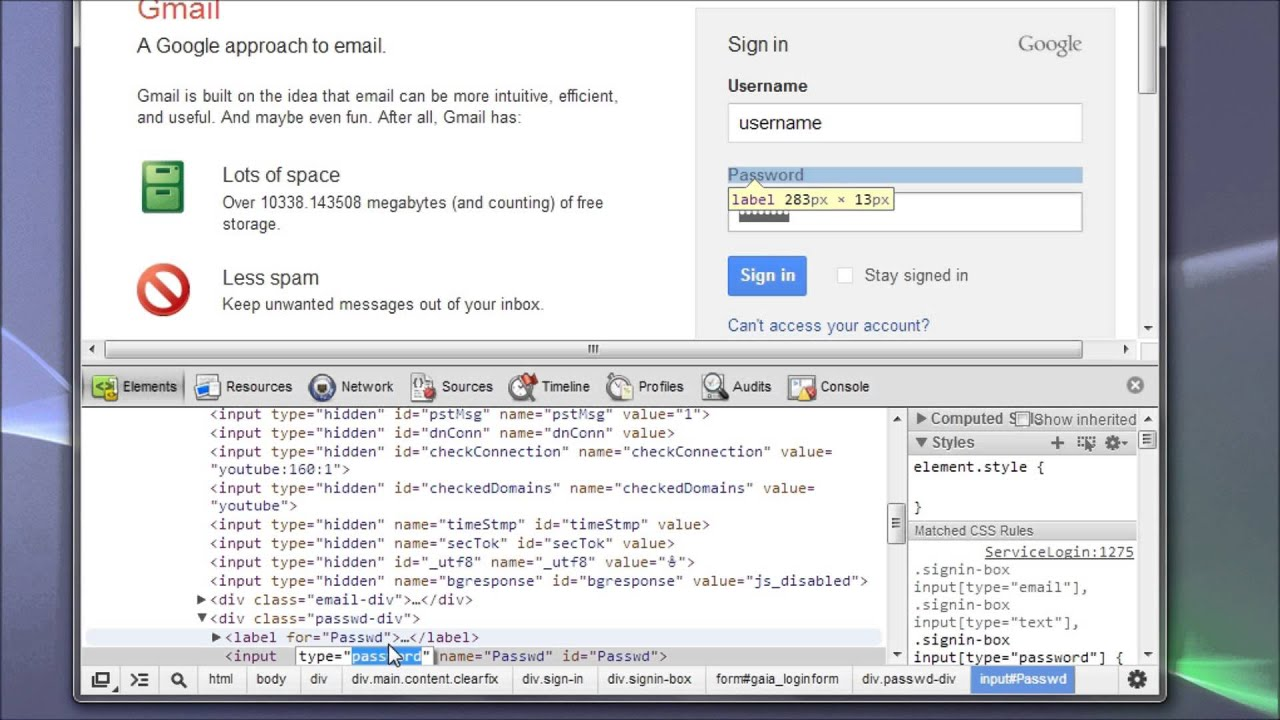 how to make chrome remember password manually