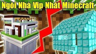 Nếu Noob Sở Hữu Ngôi Nhà Vip Nhất Minecraft ** Noob Và Công Chúa Làm Việc Tốt
