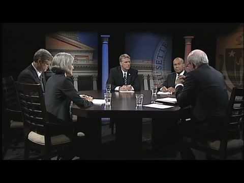 Final 2010 Massachusetts Gubernatorial Debate, 10/25/2010