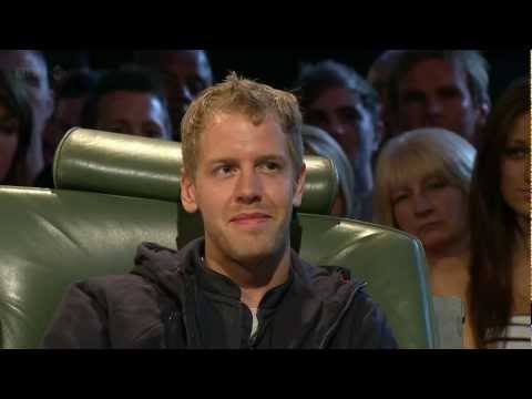 Tоp Gear Sebastian Vettel Interview (Nigel Mansell) fun