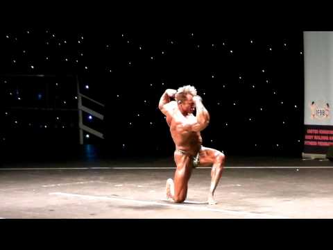 Harry Ogg - Competitor No 58 - Final - Classic Over 175cm - Amateur Mr Olympia 2011