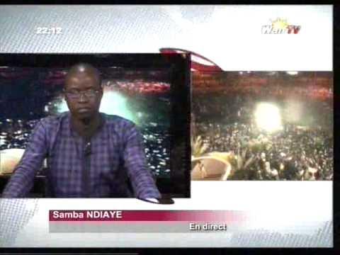 L'Arrivée de Me Abdoulaye Wade à Dakar (WALF TV)