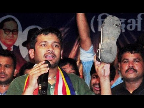 Kanhaiya Kumar Powerful speech in Pune 24th April, 2016