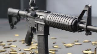 Smith and Wesson M&P15 Sport AR-15