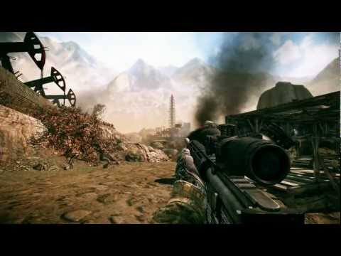 Warface (Inscription à la Bêta du FPS Online de Crytek !) - Trailer